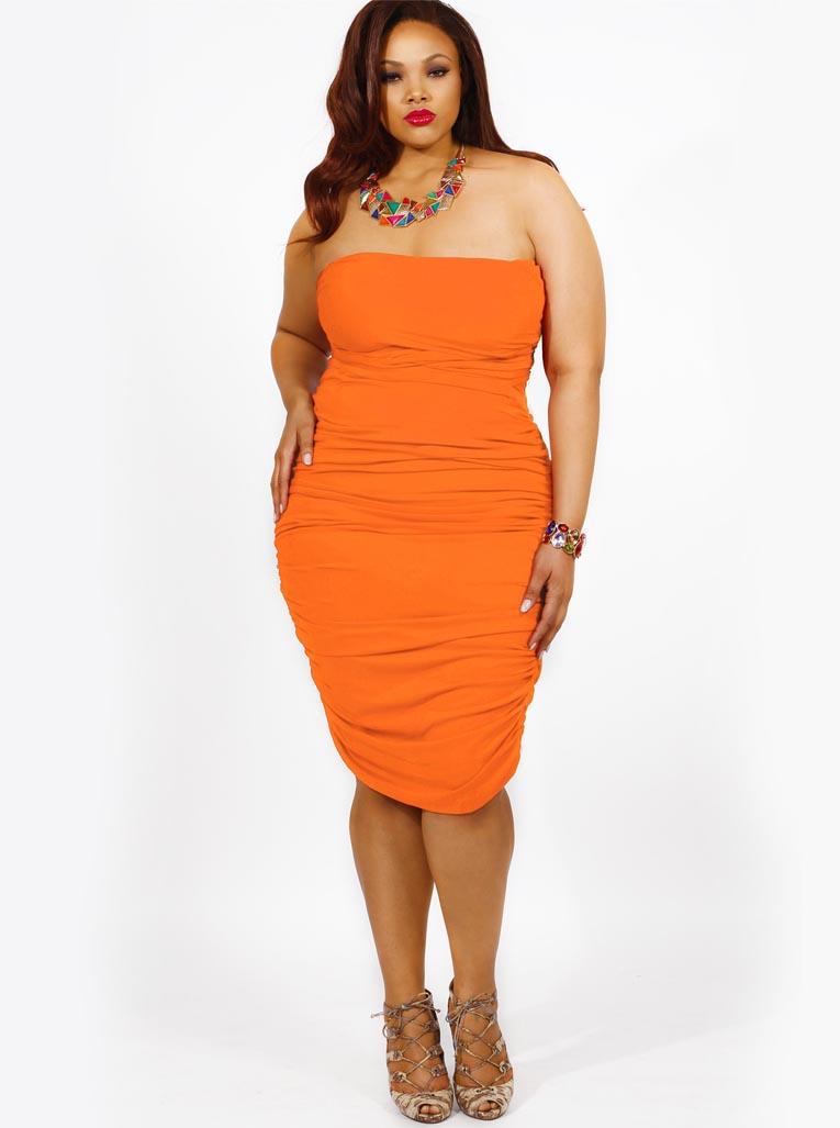 Monif C Plus Size Dresses Spring 2013 Plus Size Dresses