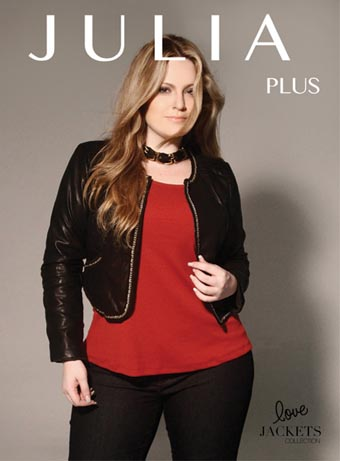 Catalog of Leather Jackets Plus Size Julia. Spring 2013