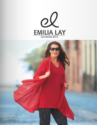German Сatalog Plus Size Emilia Lay Summertime 2013