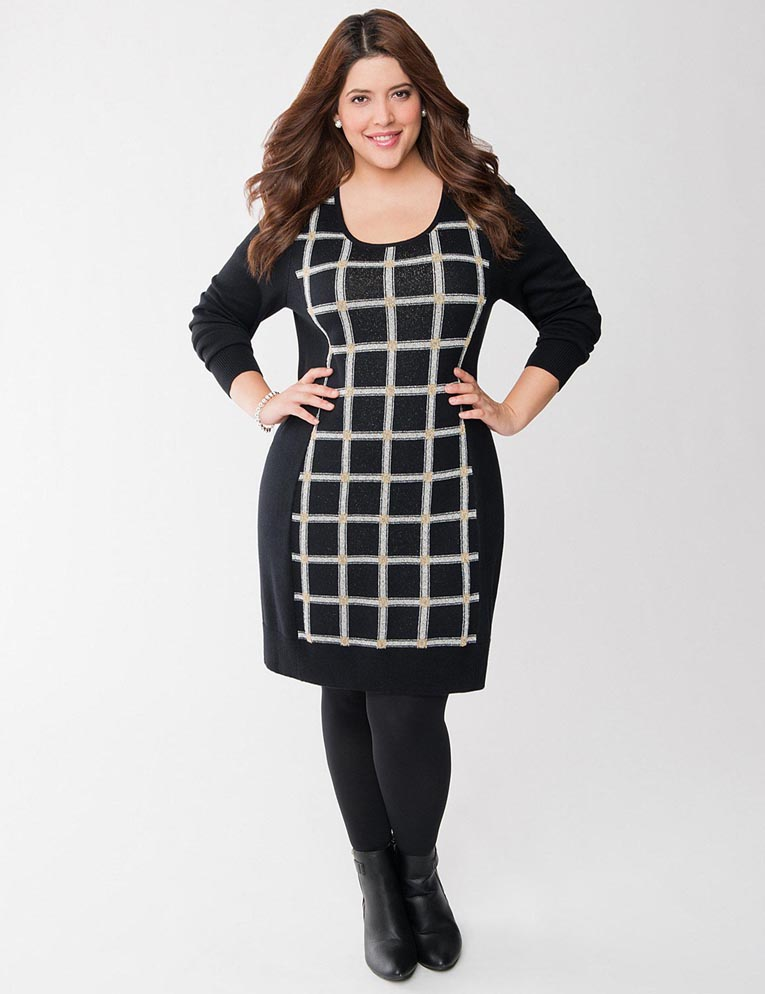 Lane Bryant Plus Size Dresses. Fall 2013