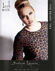 American Plus Size Lookbook Boutique Larrieux. Fall-Winter 2014-2015
