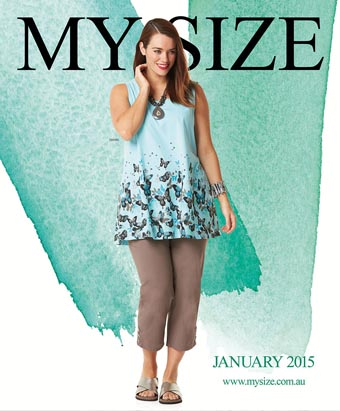Australian Сatalog Plus Size My Size. Winter 2014-2015