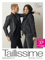 French Plus Size Catalog Talissime. Fall-winter 2014-2015
