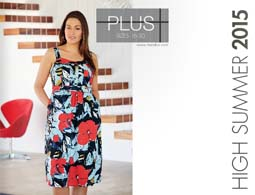 British Plus Size Lookbook M&Co. Summer, 2015