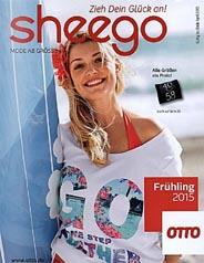 German Catalog Plus Size Sheego by OTTO. Spring, 2015