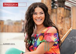 German Plus Size Catalog Sempre Piu. Summer, 2015