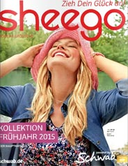 German Catalog Plus Size Sheego by Schwab Spring, 2015 (Part 2)