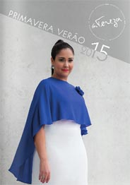 Portuguese Plus Size Catalog Boutique da Tereza. Spring-Summer, 2015