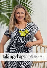 Australian Plus Size Lookbooks Taking Shape. Summer, 2015