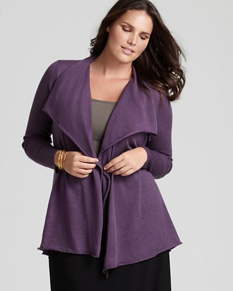Eileen Fisher Plus Size Collection, Fall-Winter 2011-2012