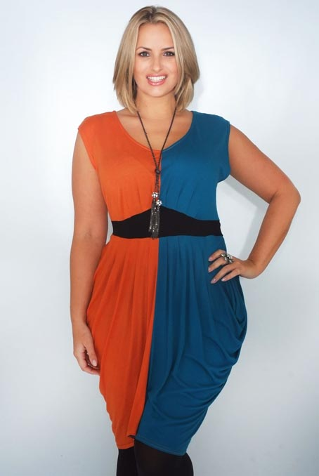 Yours Plus Size Dresses, 2012