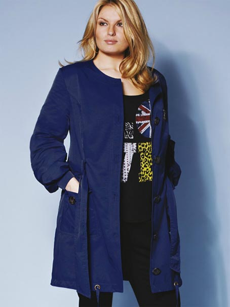British Catalogue Plus Size Isme. Winter 2012