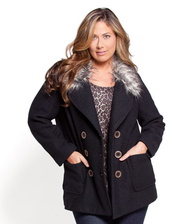 Karen Kane Plus Size Collection. Winter 2012
