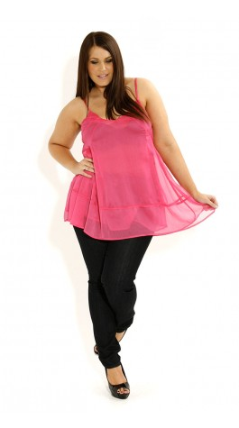 Australian Plus Size Tunics City Chic, Spring 2012