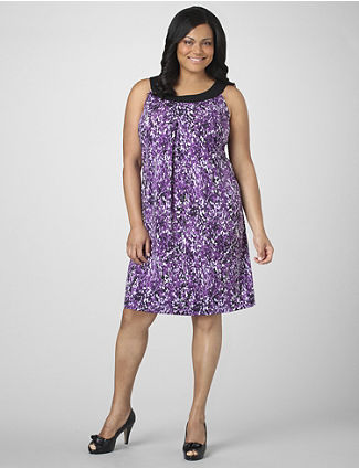 Catherines Plus Size Dresses, Spring-Summer 2012