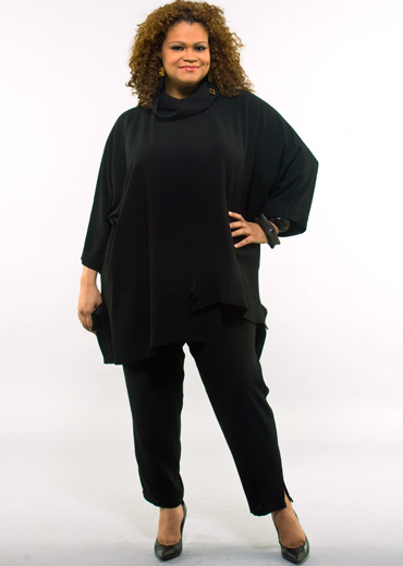 Daphne Plus Size Collection, Spring 2012