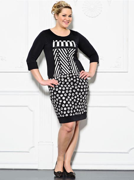 Gemko Plus Size Dresses, Spring-Summer 2012