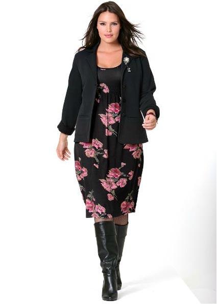 Curvissa Plus Size Dresses Summer Autumn 2011 Plus Size