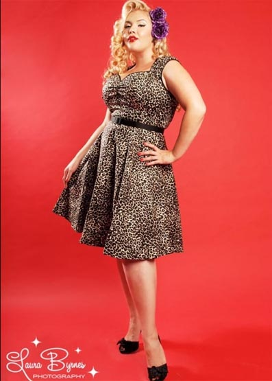 Pinup Girl Clothing Collection Plus Size  American Plus -3089