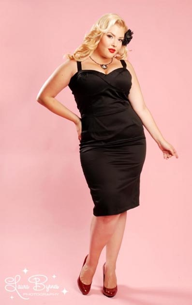Pinup Girl Clothing Collection Plus Size American Plus