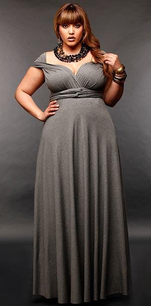 Monif C Plus Size Dresses Autumn 2011 Plus Size Dresses