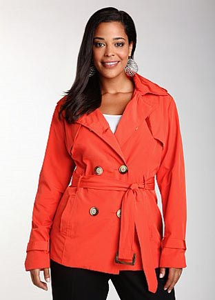 Styles of raincoats for women cover many looks and are an eclectic collecti
